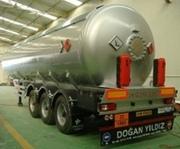 Продам газовоз цистерну DOGAN YILDIZ 50 м3