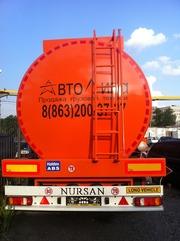 Продам бензовоз NURSAN 24 м3 Турция